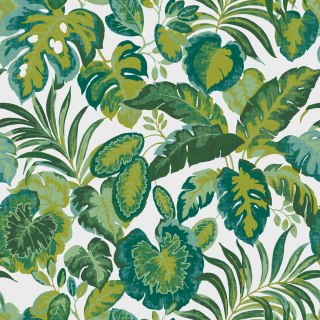 Leafy Tropical-Green