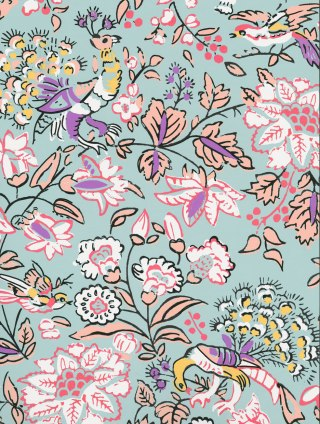 Jacobean-Tropical--Pale-Teal